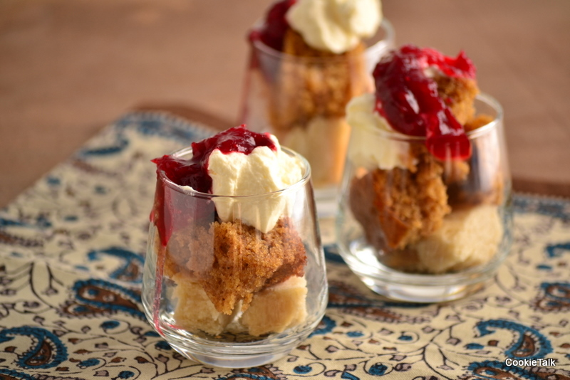Pumpkin Trifles Recipes — Dishmaps