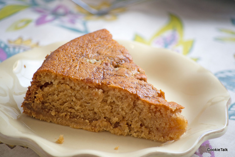 Indonesian Nutmeg Cake